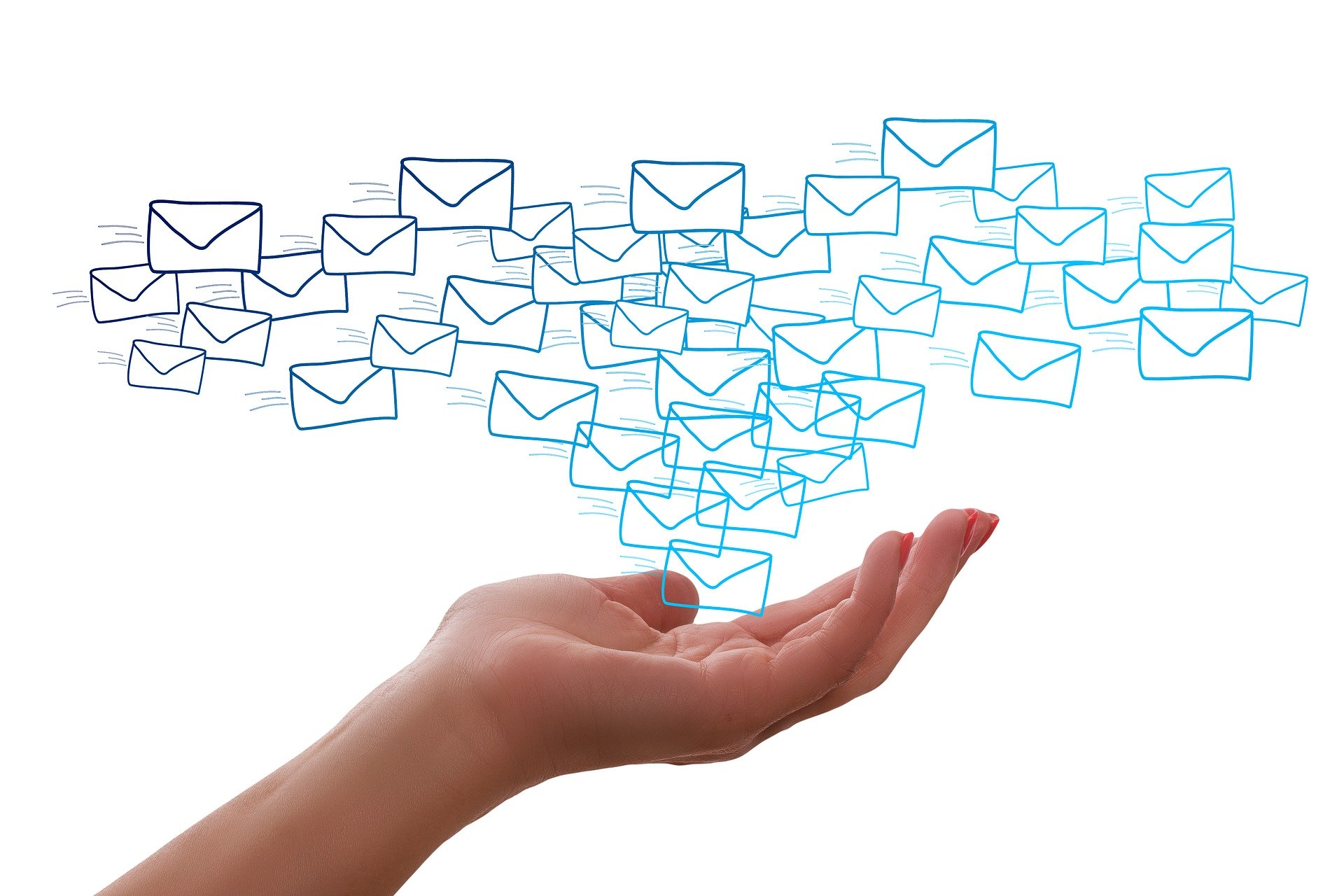 Novedades Legales Envío Correos Comerciales