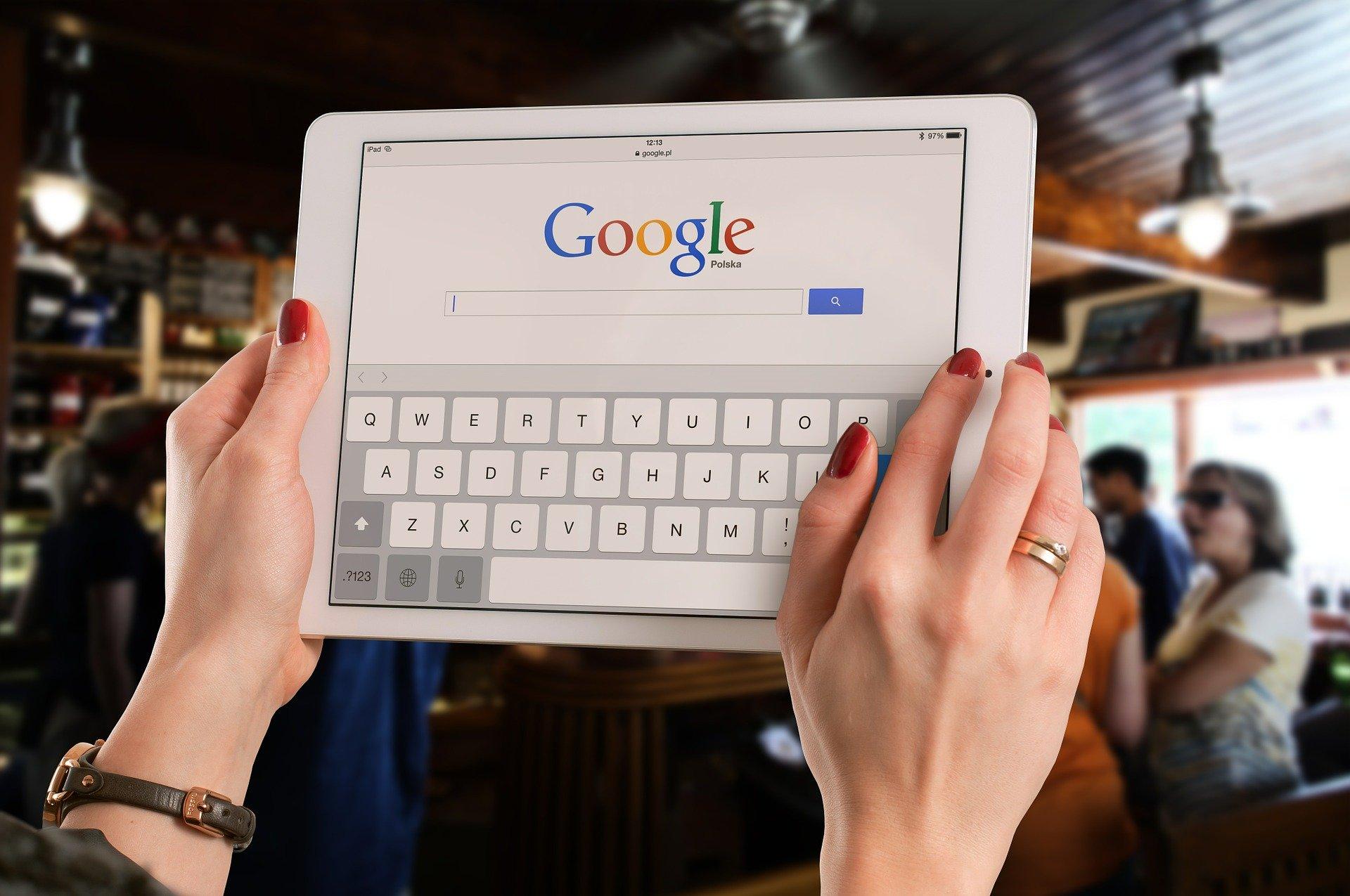 Utilización de Marcas Google